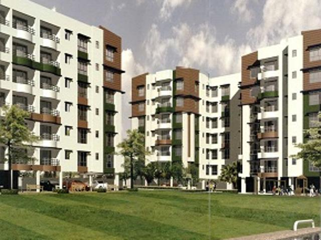 3 Bhk 1410 Sq. Ft. Apartment For Sale In Jain Dream Residency Manor At Rs 3895/sq. Ft, Kol...