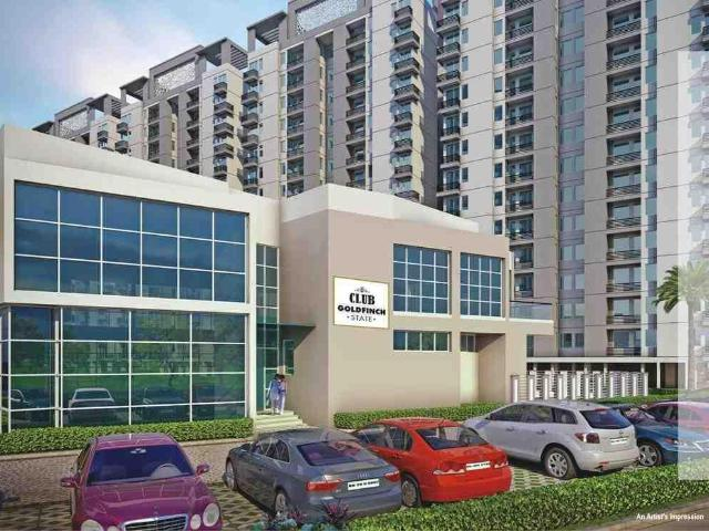 3 Bhk Apartment For Sale At Paarth Goldfinch State