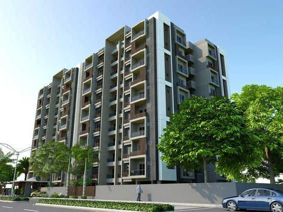 3 Bhk Furnished Residential Apartments In Gujarat