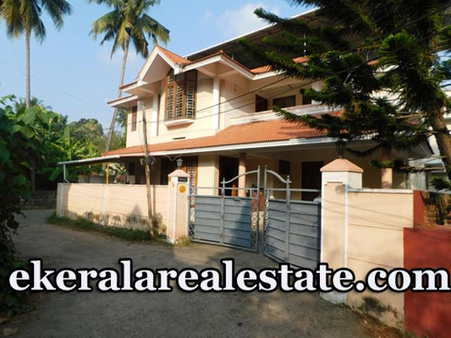 3 Bhk House For Rent At Pattom Trivandrum