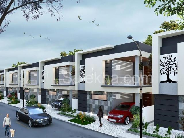 3 Bhk Independent Villa For Sale In Sangareddy