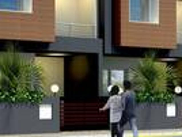 3 Bhk Villa / Individual House 1450 Sq Ft In Silver Park Colony, Indore | Property
