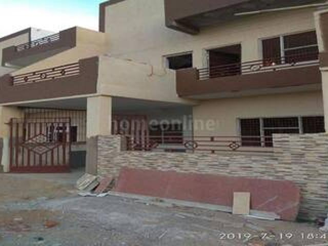3 Bhk Villa / Individual House 2000 Sq Ft In Model Town, Gwalior   Property
