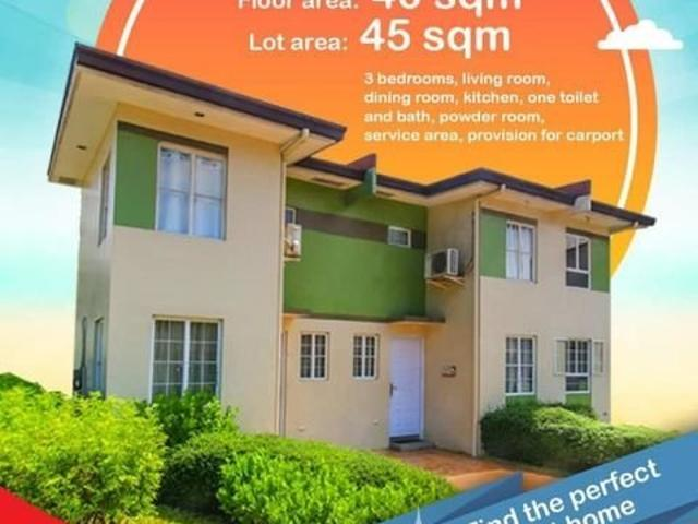 3 Br House And Lot For Sale Pag Ibig