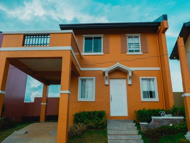 3 Br House With Balcony And Carport In Alijis, Camella Homes