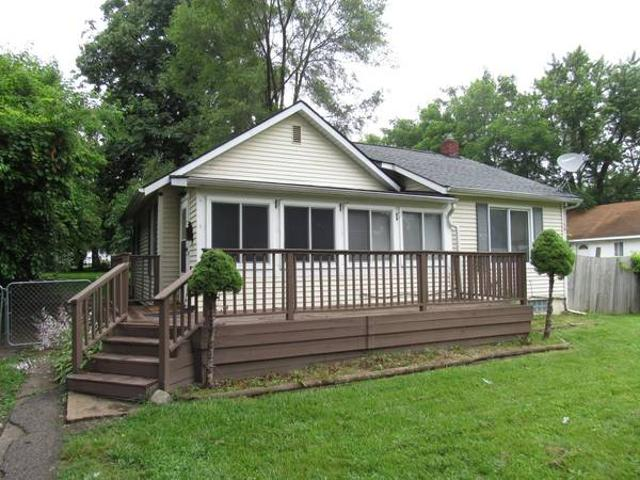 3 Br Ranch For Sale On E. Beverly Pontiac