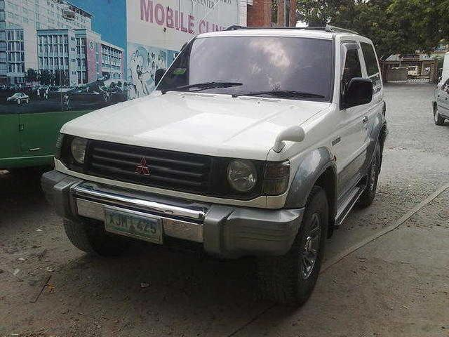 3 Door Pajero 4x4 *sold*1 Day Only*automatic Only P280k Nego
