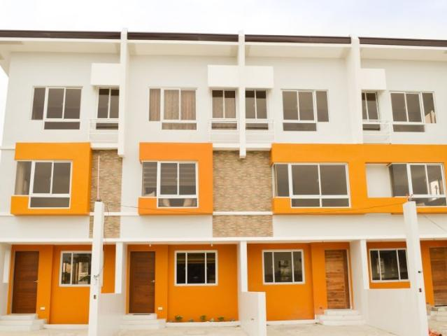 3 Storey Brandnew Complete Townhouse For Sale In Las Piñas City