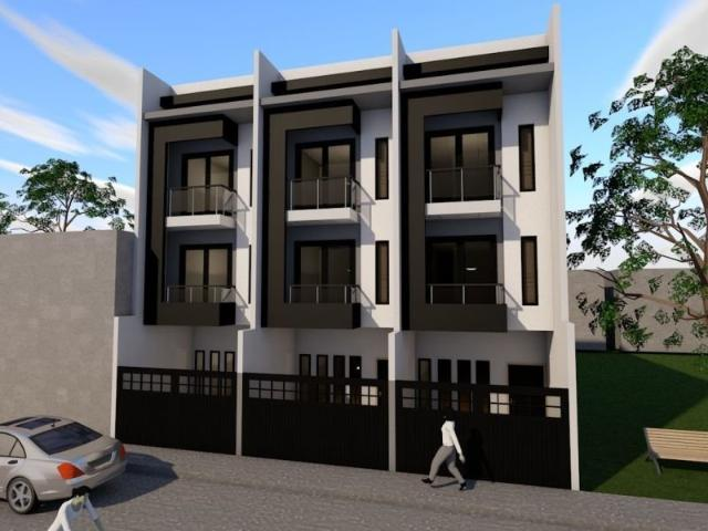 3 Storey Townhouse Unit With 4 Br & 3 Tb In Valenzuela City