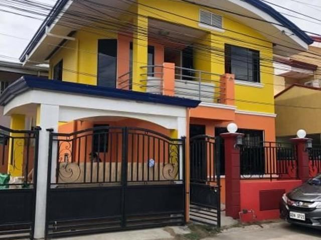 3bedrooms House And Lot Ready For Occupancy