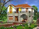 3bhk Villa Near Cyber City, Kinfra,co Operative Medical College @ Rs.35 Lakhs
