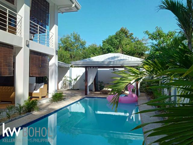 3br, 4t&b House And Lot For Sale In Bolod Panglao Bohol