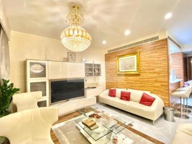 3br Duplex | Vacant On Transfer | Partly Furnished
