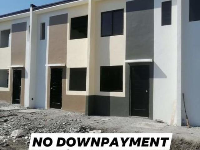 No Downpayment/no Equity 2br House And Lot In Cavite In