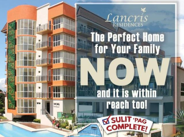 3br Rfo Condo Units For Sale In Paranaque Near Airport