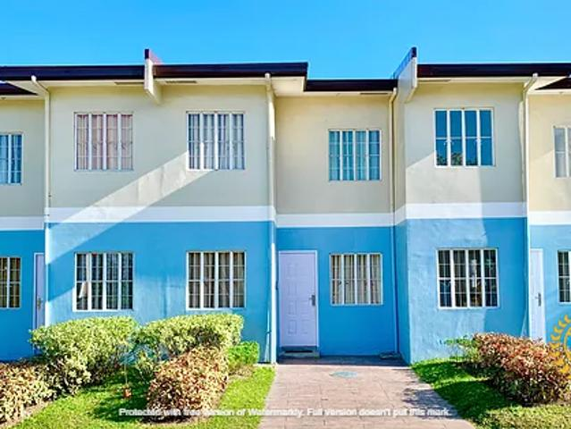 3br Town House Tanze, Cavite Ready For Occupancy