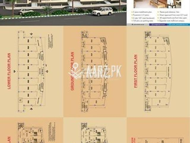 403 Square Feet Apartment For Sale In Rawalpindi Bahria Town Phase 8