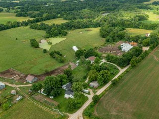 41 Acres With Two Homes, Several Buildings, And Small Acreage Pleasant Hill