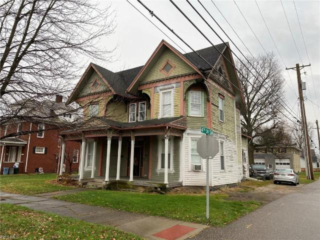 422 W High Ave, New Philadelphia, Oh 44663 1113065   Realtytrac