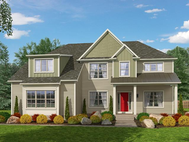 4 Bed, 2 Bath New Home Plan In Albany, Ny