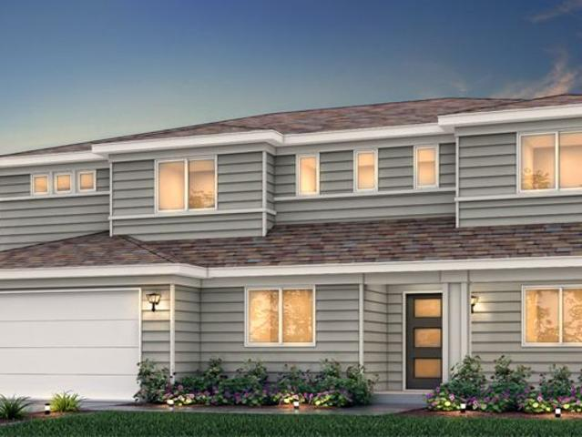4 Bed, 2 Bath New Home Plan In American Fork, Ut