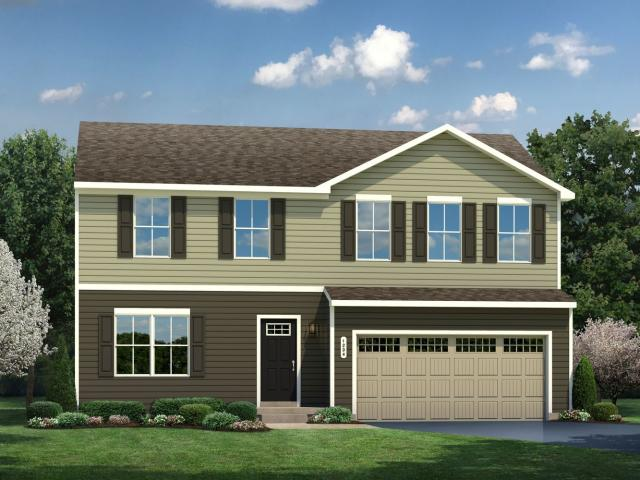 4 Bed, 2 Bath New Home Plan In Amherst, Ny