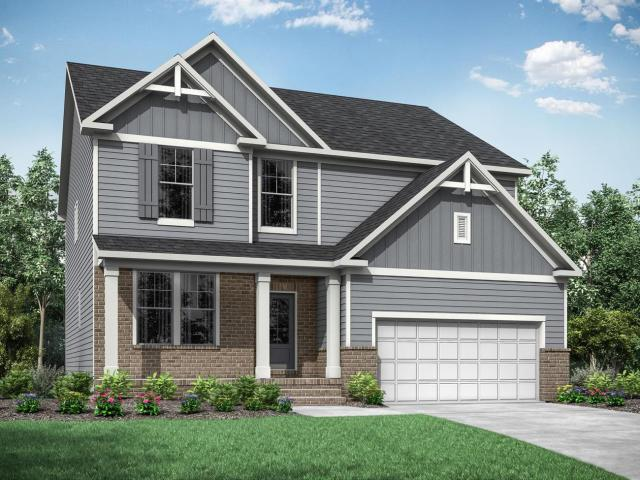 4 Bed, 2 Bath New Home Plan In Angier, Nc