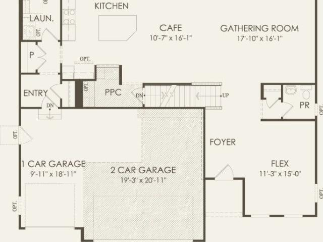 4 Bed, 2 Bath New Home Plan In Bartlett, Il
