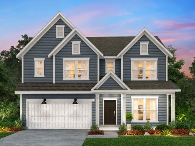 4 Bed, 2 Bath New Home Plan In Bluffton, Sc