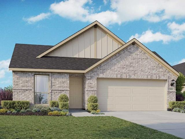 4 Bed, 2 Bath New Home Plan In Boerne, Tx
