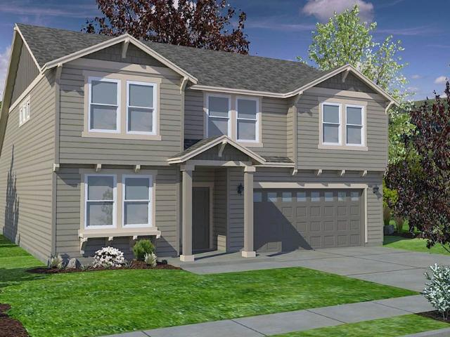 4 Bed, 2 Bath New Home Plan In Boise, Id
