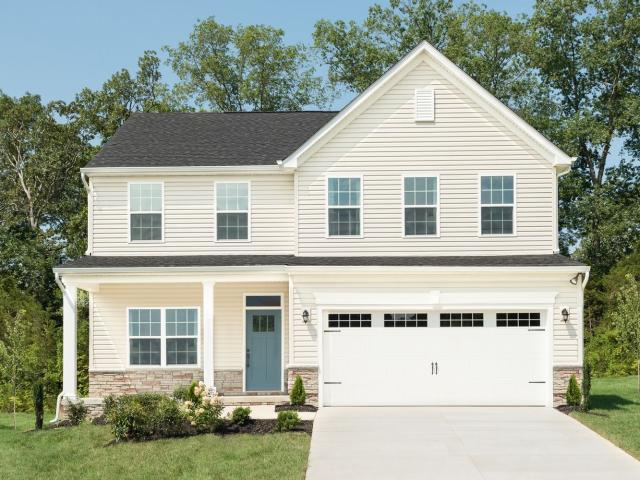4 Bed, 2 Bath New Home Plan In Brandywine, Md