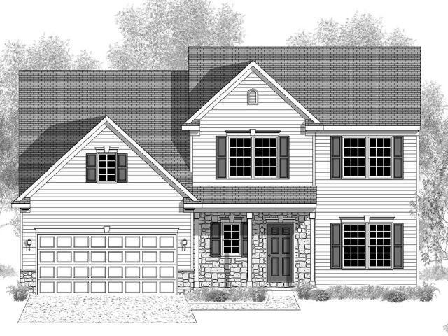 4 Bed, 2 Bath New Home Plan In Carlisle, Pa