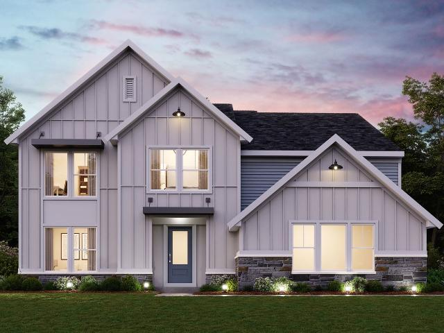 4 Bed, 2 Bath New Home Plan In Chesterfield, Mo