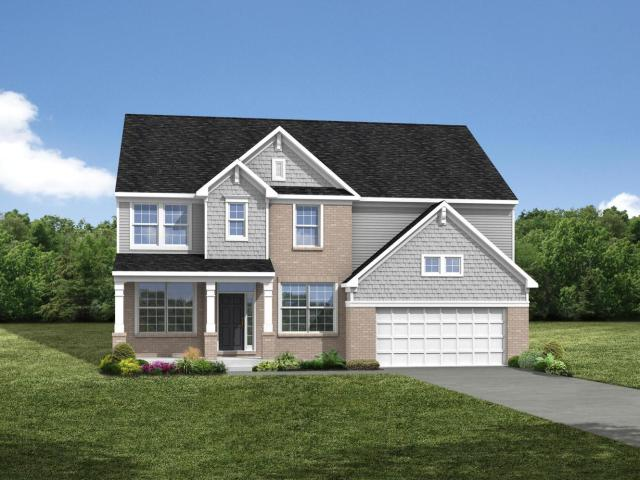 4 Bed, 2 Bath New Home Plan In Columbia Station, Oh