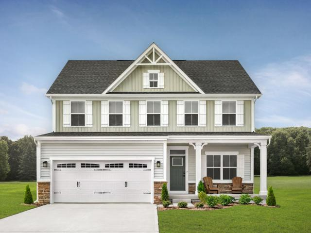 4 Bed, 2 Bath New Home Plan In Concord, Nc