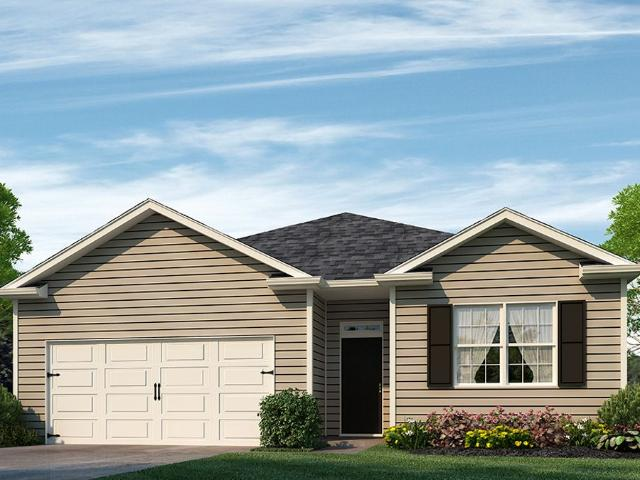 4 Bed, 2 Bath New Home Plan In Conway, Sc