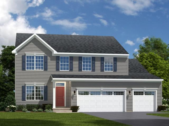4 Bed, 2 Bath New Home Plan In Dayton, Oh