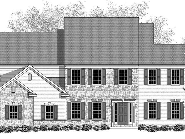 4 Bed, 2 Bath New Home Plan In Denver, Pa