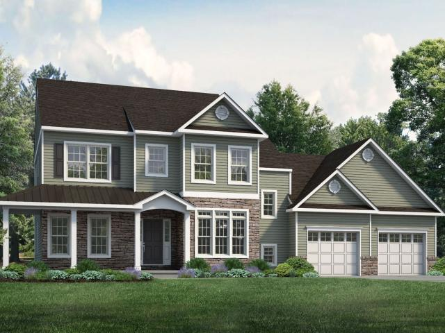 4 Bed, 2 Bath New Home Plan In Easton, Pa