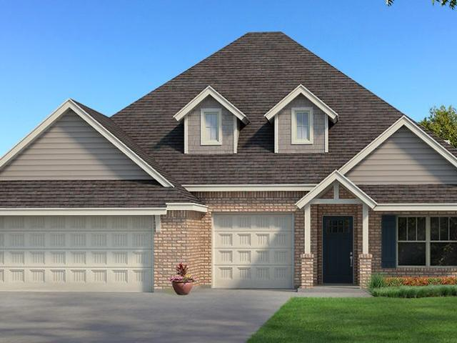 4 Bed, 2 Bath New Home Plan In Edmond, Ok