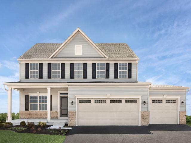 4 Bed, 2 Bath New Home Plan In Emmitsburg, Md