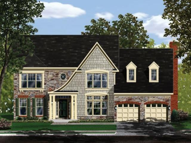 4 Bed, 2 Bath New Home Plan In Fulton, Md
