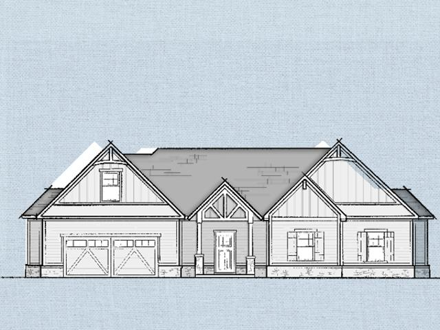 4 Bed, 2 Bath New Home Plan In Greenfield, In