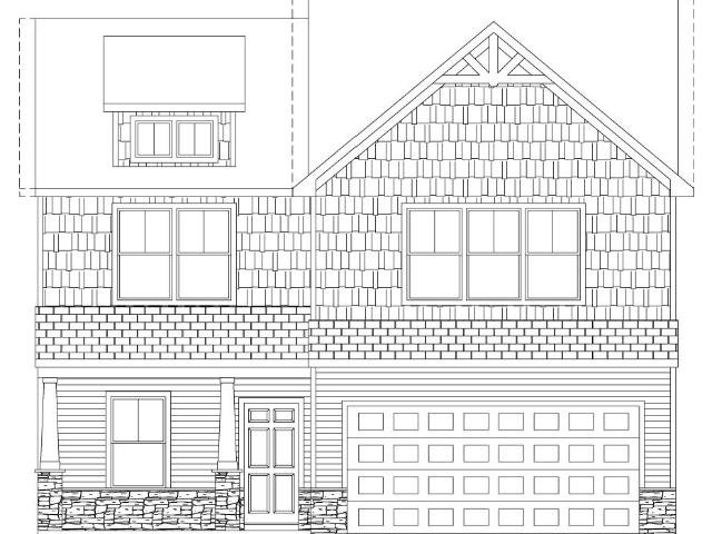 4 Bed, 2 Bath New Home Plan In Greensboro, Nc