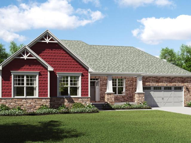 4 Bed, 2 Bath New Home Plan In Greensburg, Pa