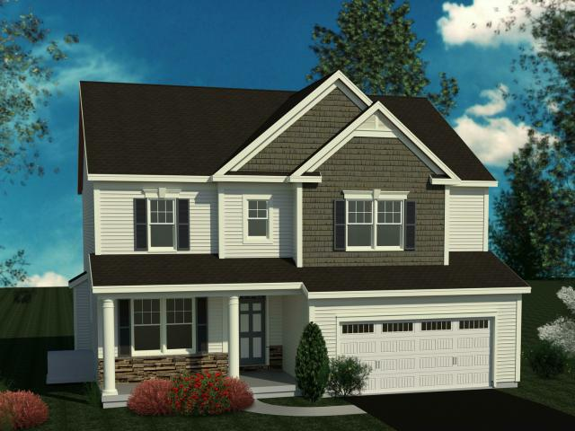 4 Bed, 2 Bath New Home Plan In Mechanicville, Ny