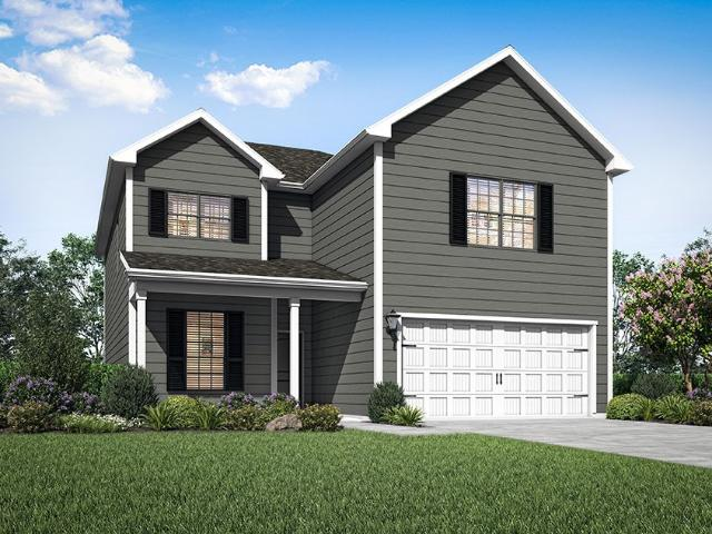 4 Bed, 2 Bath New Home Plan In Hanover, Pa
