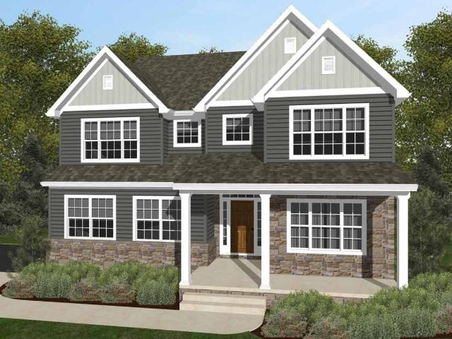 4 Bed, 2 Bath New Home Plan In Harrisburg, Pa