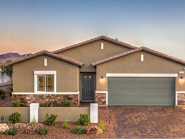 4 Bed, 2 Bath New Home Plan In Henderson, Nv